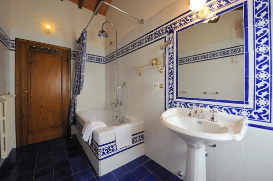 Villa Campestri Olive Oil Resort: I nostri Bagni Our bathrooms