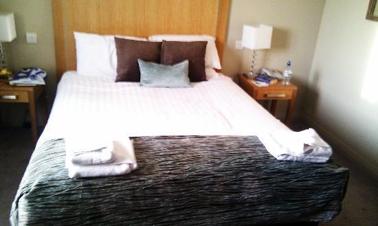 Kings Court Hotel: Bedroom