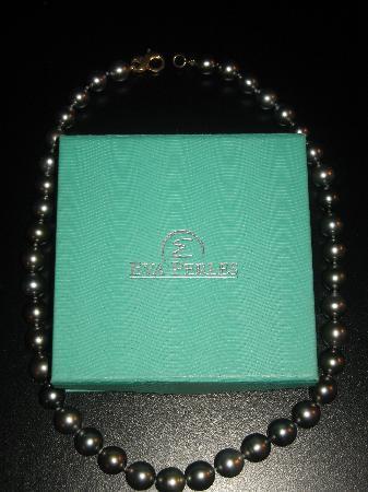 Eva Perles Pearl Buying: My beautiful Tahiti pearls!