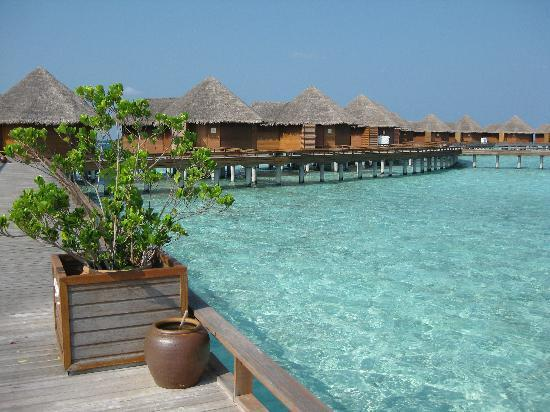 Baros Maldives: unbelievable clear and clean waters
