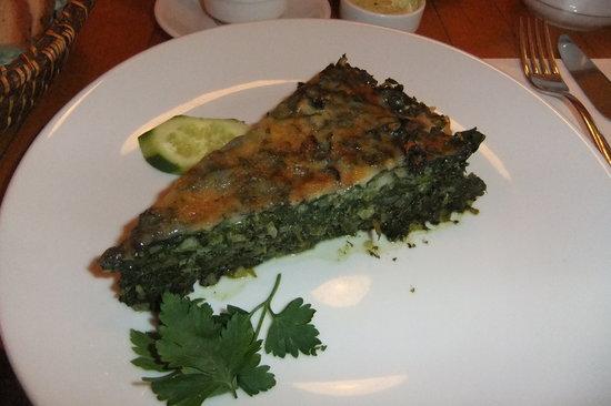 Zencefil: Spinach Pie
