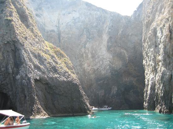Ponza Island, إيطاليا: Scorci da film