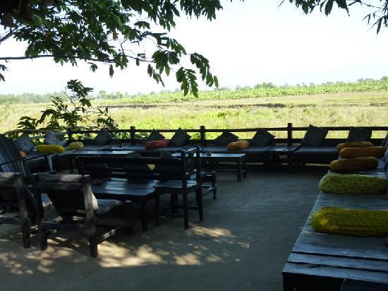 Sapana Village Lodge: Relax
