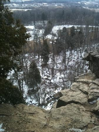 Rattlesnake Point Conservation Area: .