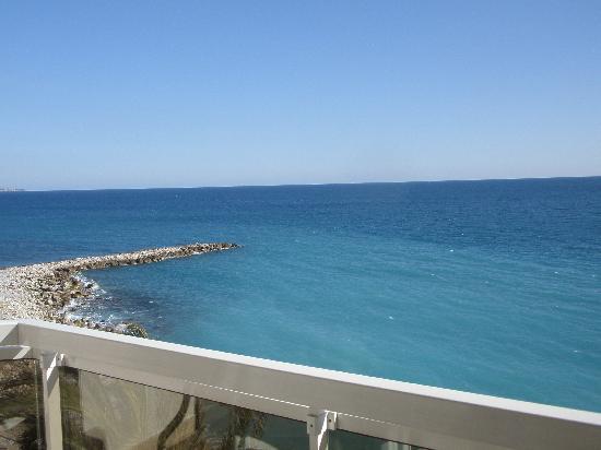 Hotel Riva: Balcony