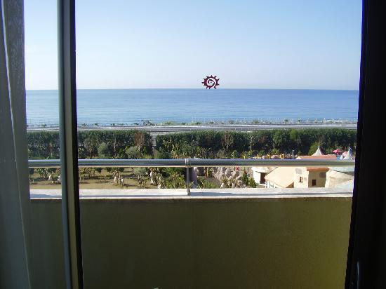 Amelia Beach Resort & Spa: Sea view from the balcony