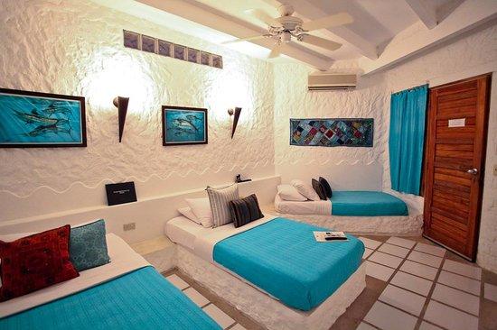 Posada Mediterraneo: room #4