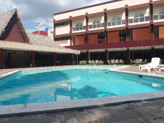Best Western Plus Hotel Terraza: Pool