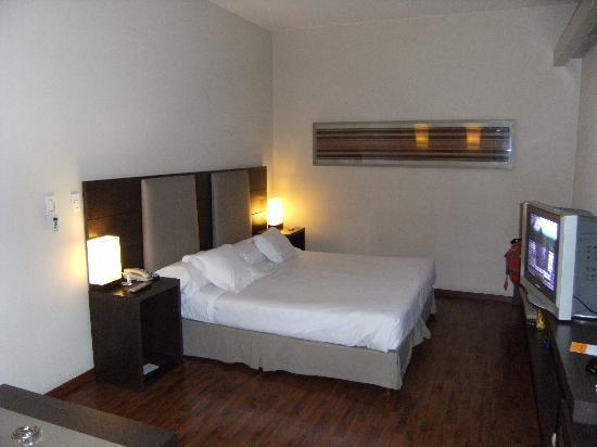 Gran Hotel Argentino: coté lit