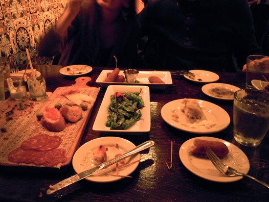 Cafe Ba-Ba-Reeba!: Such good food!