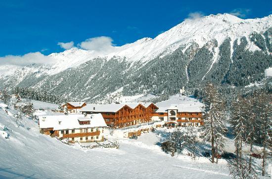 Ridnaun, Italy: Winterfoto