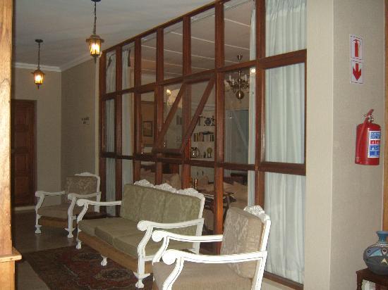La Pension Guest House: Zimmer Terrasse