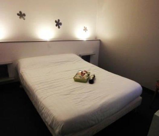 Hotel Port Beach : chambre