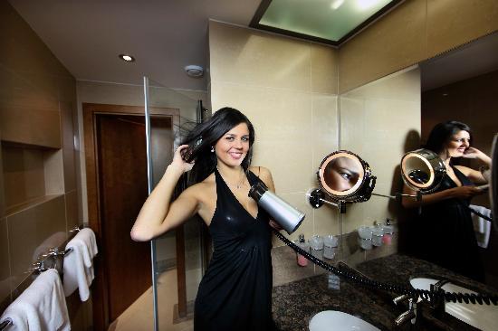 Hotel Jana: Bathroom