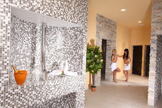 Hotel Jana : Wellness centre
