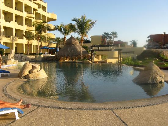 Misiones Hotel & Beach Resort: one of the 2 pools