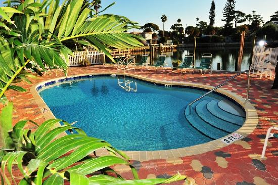 Bay Palms Waterfront Resort - Hotel and Marina: Large Heated Pool
