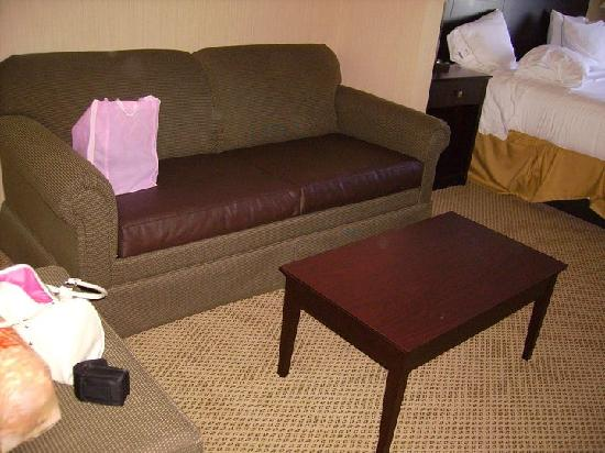 Holiday Inn Express & Suites Tipp City: setting area