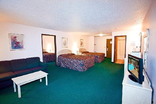 Grand Marquis Waterpark Hotel & Suites: GRAND FAMILY SUITES