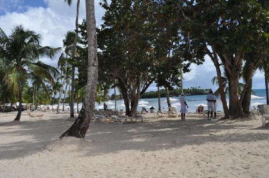 Casa de Campo Re: hotel beach