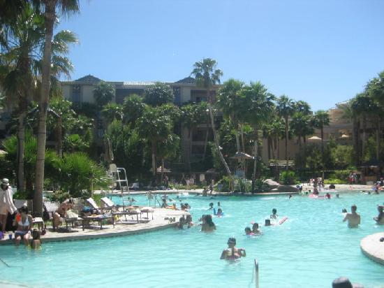 Pool Picture Of Tahiti Village Las Vegas Tripadvisor