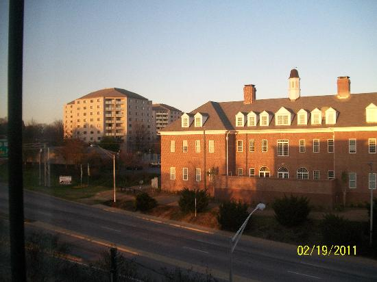 Staybridge Suites Columbia: Our view
