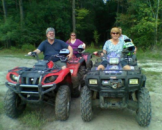 Carolinabackwoods Com Trail Tour Picture Of Ash Myrtle Beach Atv