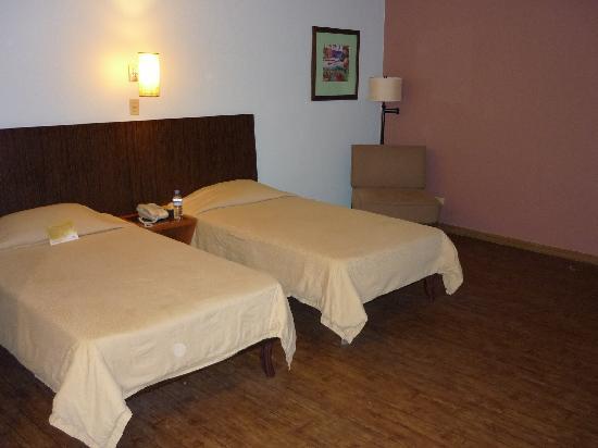 Guam Plaza Hotel: 部屋