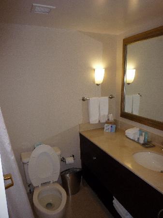 Hilton Melbourne Rialto Place: Bathroom