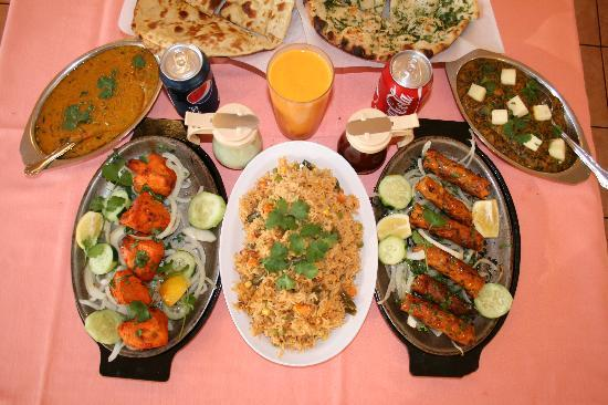Chiken reshmi picture of al noor restaurant lawndale for Al noor indian cuisine