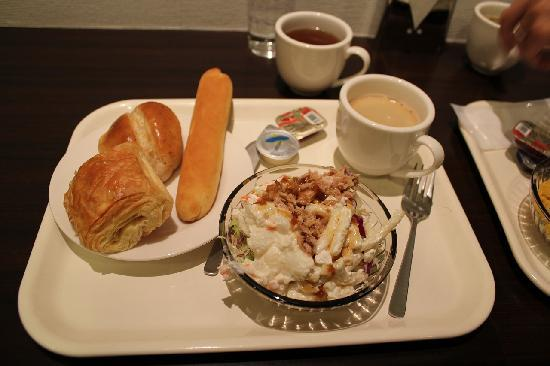 Sanco Inn Nagoya Fushimi : 朝食