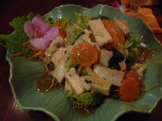 Floating Market: Vegetarian Dish