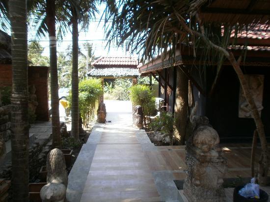 Baan Ton Rak Boutique Resort: outside areas