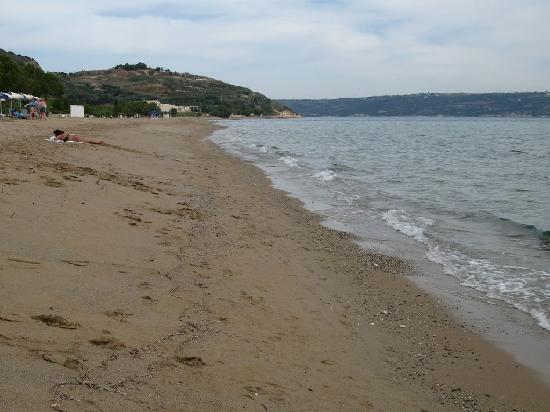 Christi Apartments : la plage à proximité