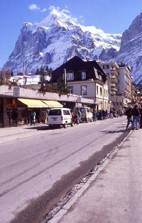 Grindelwald, Suiza: グリンデルワルト