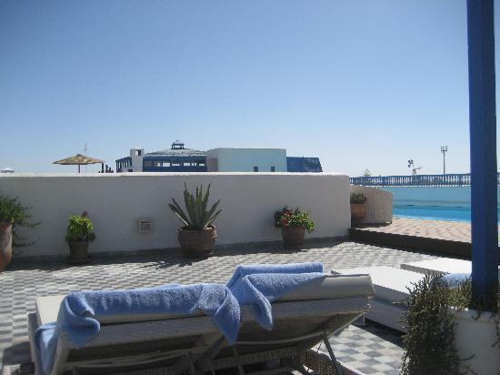 L'Heure Bleue Palais : piscine