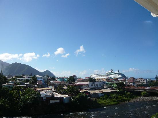 Narakiel's Inn : View from the balcony