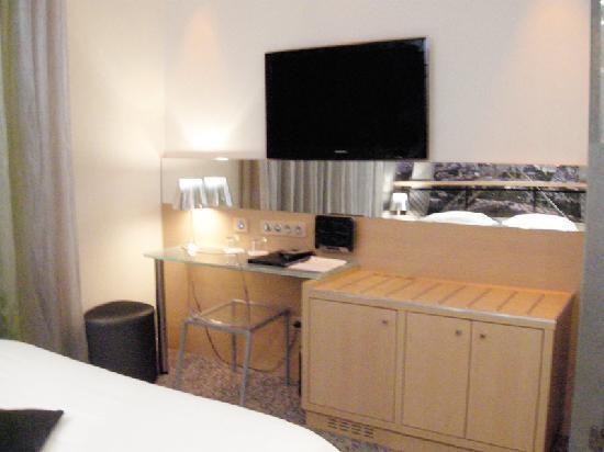 Hôtel Design Secret de Paris : The room
