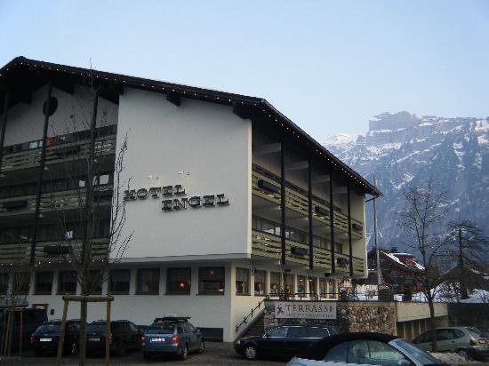 Mellau, Austria: Hotel Engel