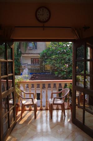 Hotel Sea Gull: balconcito de nuestra pieza