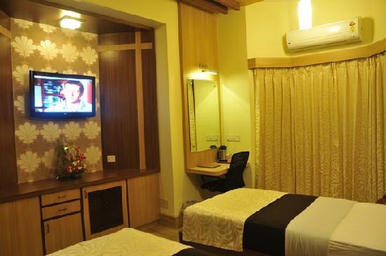 Hotel Bangalore Gate: Premium Room rear view