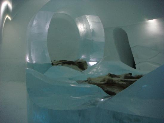 Icehotel: Ice Suite