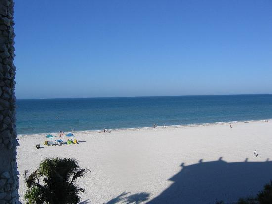 "Saint Pete Beach, FL: Our Grand Plaza ""partial room view"""