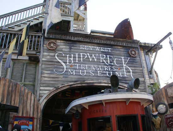 ‪Key West Shipwreck Treasure Museum‬