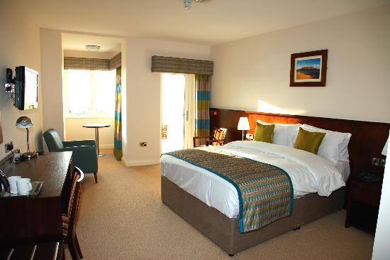 Strandhill Lodge and Suites Hotel: Double Deluxe Room
