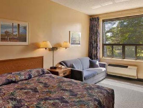 Howard Johnson Inn - Tillsonburg: Single Room