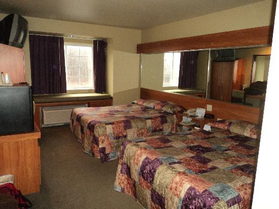 Motel 6 Bartlesville: Beds