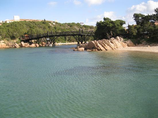 Porto Cervo, Italy: La piccola psiggia