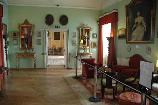 Duino, Italia: interno castello