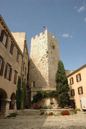 Duino, Italia: castello